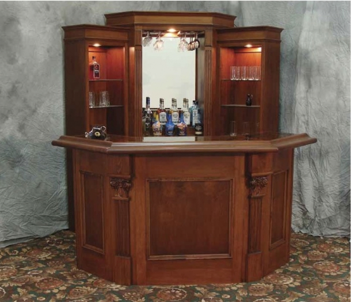 Build Your Own Bar Billiards And Barstools Gallery
