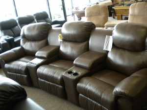 Pallier Home Theater Seating in Huntsville, AL
