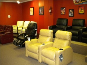 Home Theater Seating - Huntsville, AL