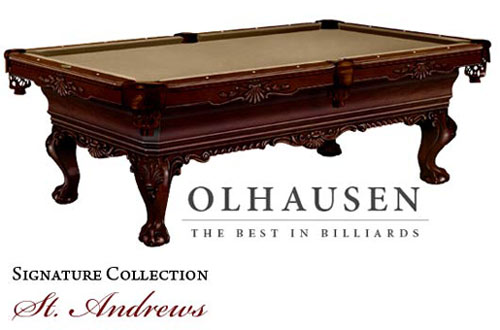Featured St Andrews Billiards And Barstools Gallery