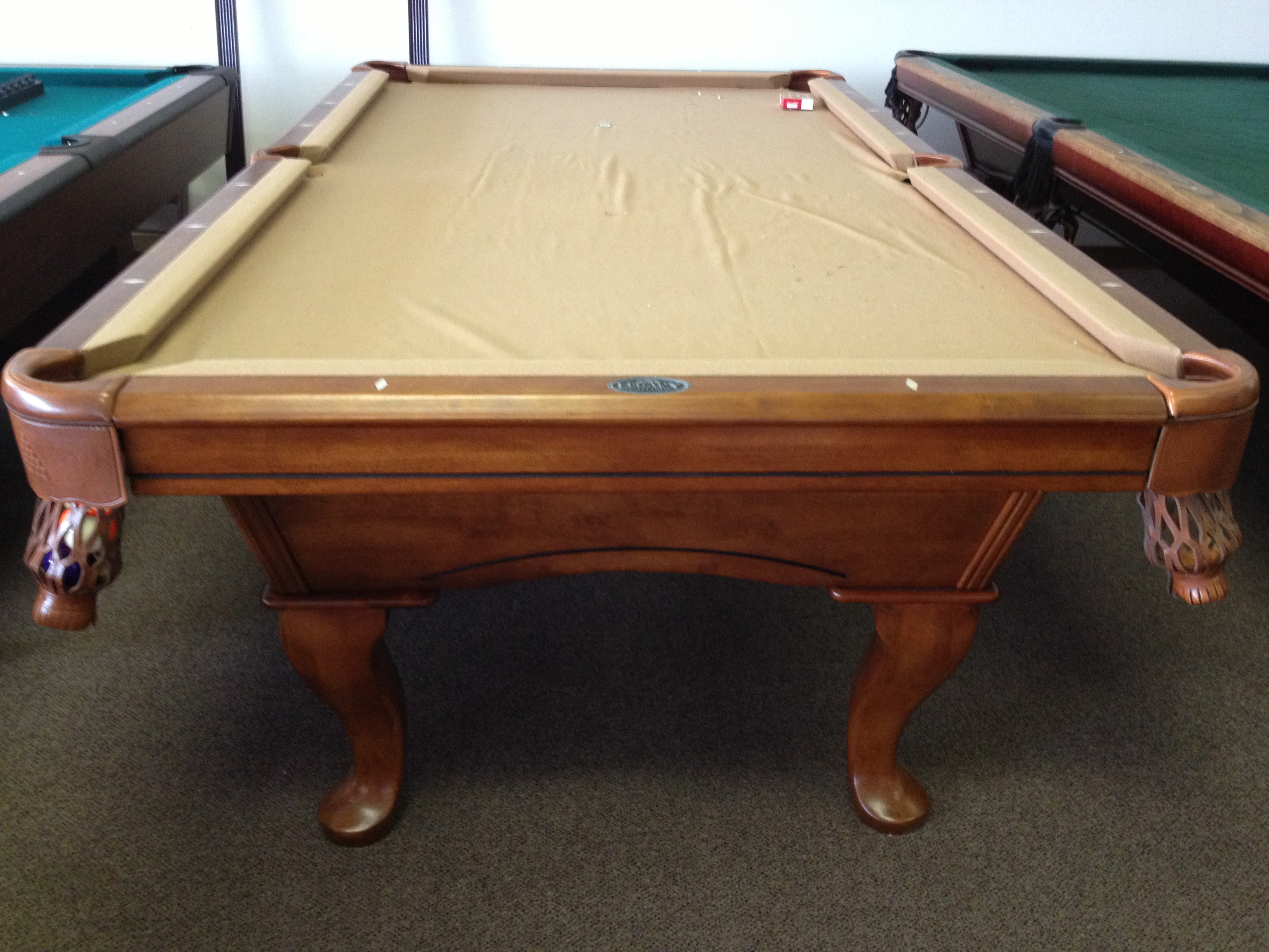 Legacy Used Pool Table