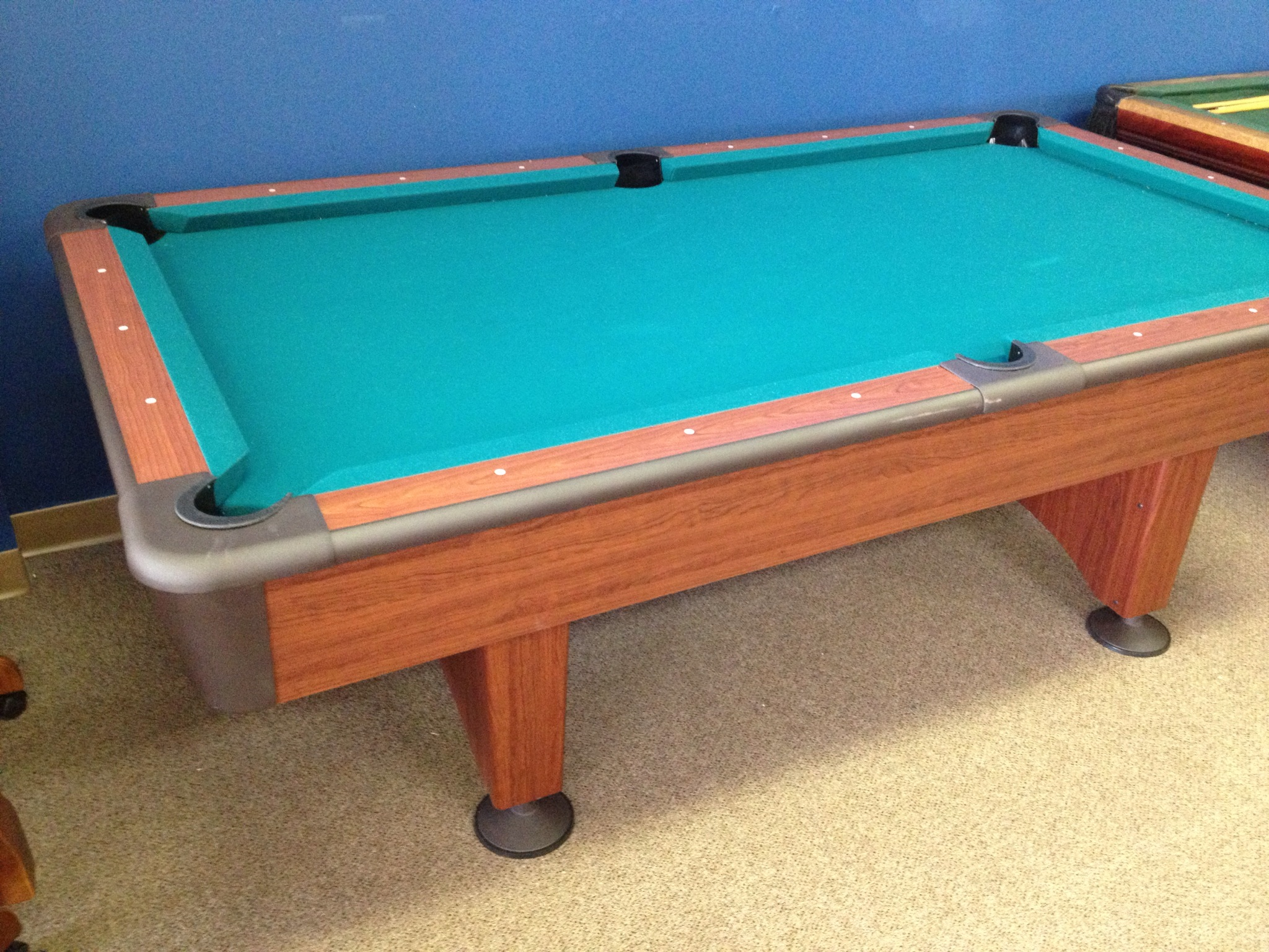 Sold Olhausen 7 Springfield Closeout 1385 Billiards