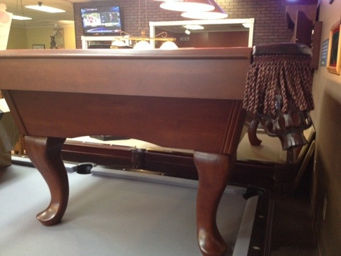 Used Olhausen Pool Tables For Sale ... Gallery - Pool Tables and Home Theater Seating in Huntsville, AL