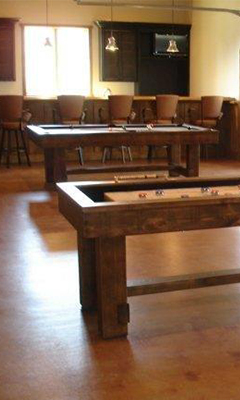 pool tables, media seating, patio furniture huntsville al