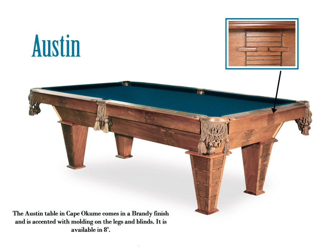 Presidential Billiards Billiards And Barstools Gallery Pool - Austin pool table movers