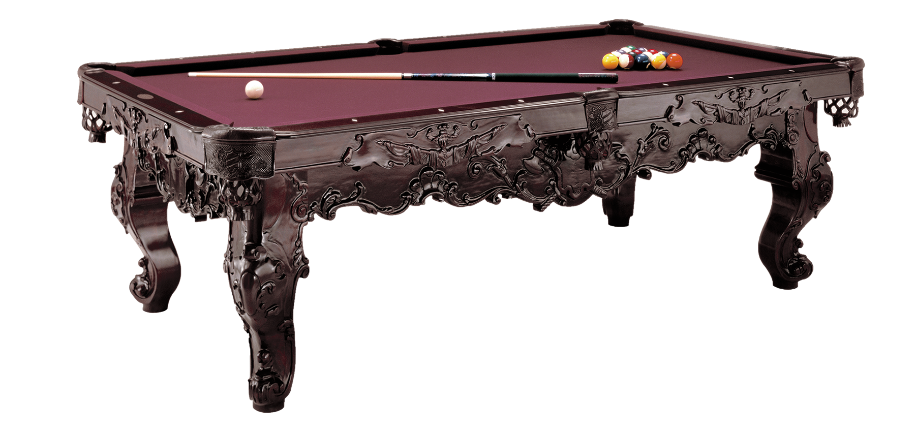 Olhausen Excalibur Pool Table