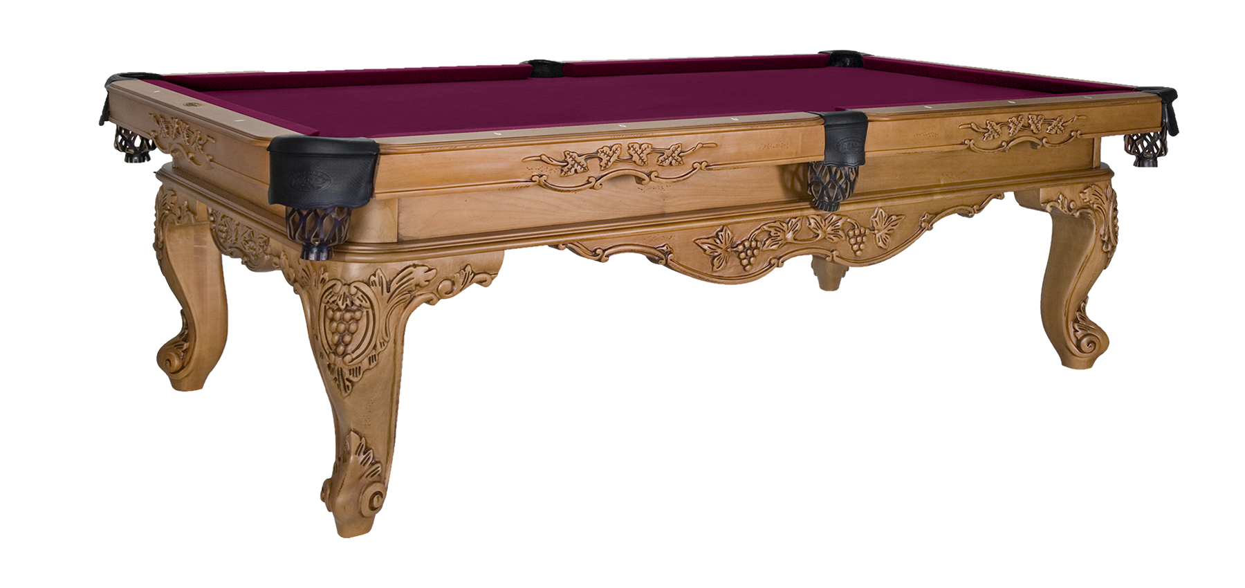 Olhausen Louis XIV Pool Table