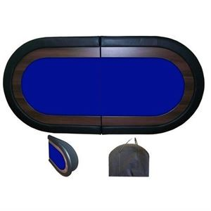 Octagon Poker Table Top   8 Players $69.95. Oval ...