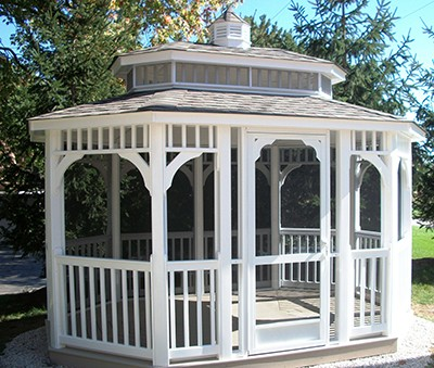 Gazebo Outdoor Living Huntsville Alabama