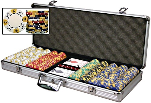 500 Chip Set 11.5 gram Poker Huntsville, AL
