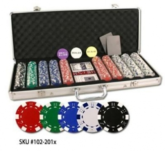 500 Set Poker Chips 11.5 Gram huntsville Alabama