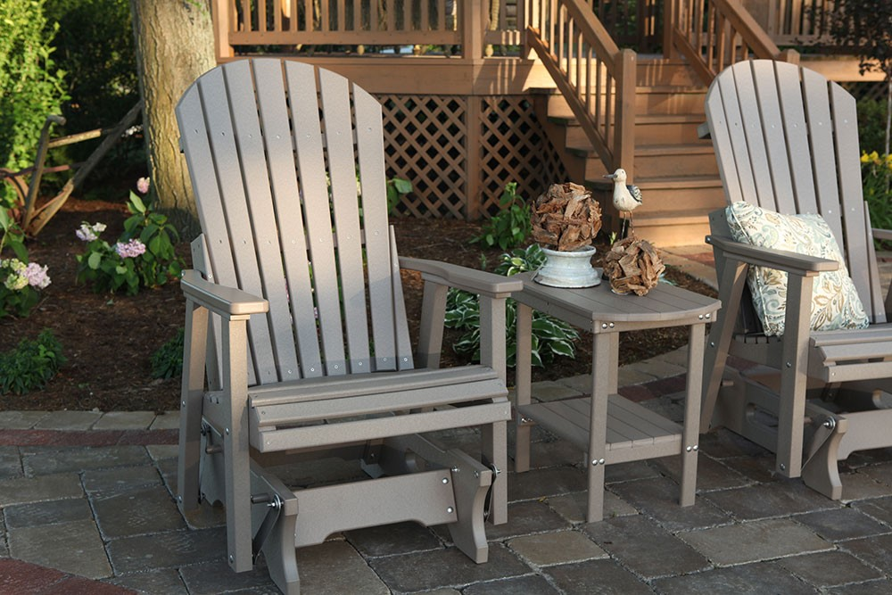 Comfo Back Poly Chair Adirondack Chair Amish Made