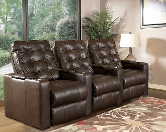 Horizons Home Theater Seating 8008