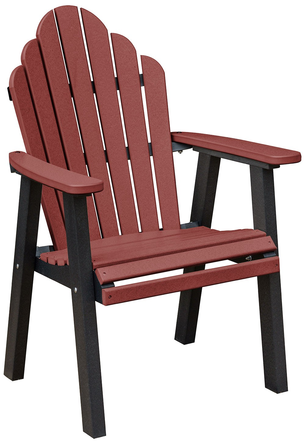 Adirondack Outdoor Patio Dining Chair Amish Made