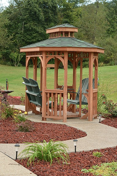 Quality Gazebos In Huntsville Al From Berlin Gardens