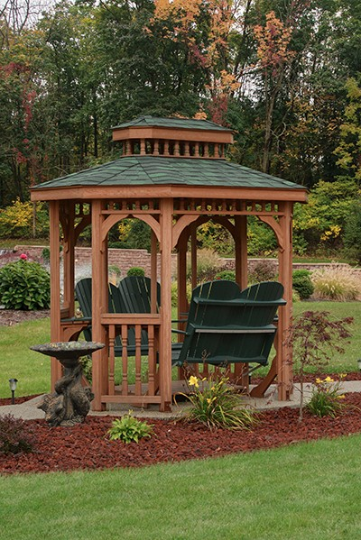 The Connection At Huntsville >> Quality Gazebos in Huntsville AL from Berlin Gardens