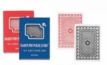 Marion Red and Blue Poker Cards