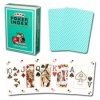 Modiano Green Poker Cards