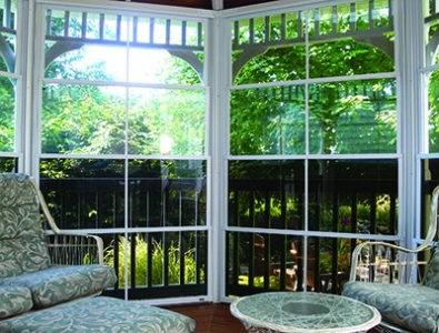 Glass Window Gazebo Huntsville, AL