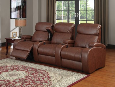 RO8027 Front Row Home Entertainment Seating