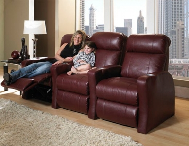 Sky Line Home Theater Seating 8032
