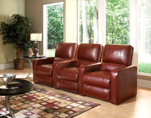 Manhattan Home Theater Seating 8090