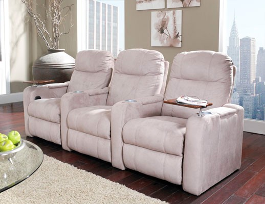 Metropolitan Home Theater Seating 8094