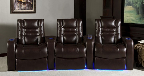 Apollo Home Entertainment Seating 8010