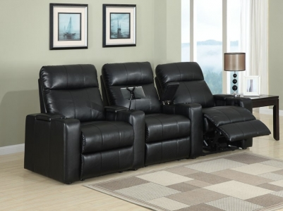 Plaza Home Theater Seating RO8013T