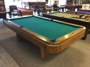 used-peter-vitalie-pool-table