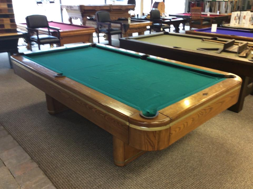 used pool table clearance billiards and barstools gallery pool rh billiardsandbarstoolsgallery com used pool tables for sale near me used pool tables